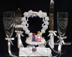 day of the dead halloween wedding cake topper funny lot