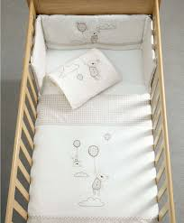 Mamas And Papas Crib Bedding Time Hugs Unisex 5 Bedding Set Cotbed Time