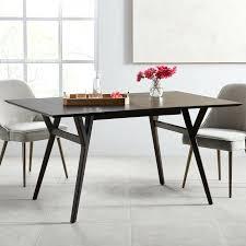 west elm expandable table expandable dining table sotehk com
