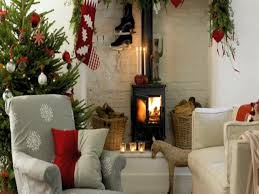 Christmas Home Decoration Ideas by Country Christmas Home Decor Home Design Very Nice Cool At Country