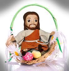 christian easter baskets jesus sees us easter gift for children