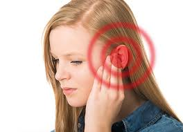 hairstyle that covers hearing aid wearer what can cause a swishing sound in your ear