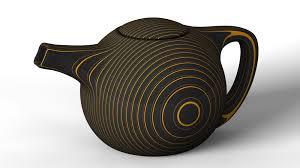 nightyboy tea pot design by omc