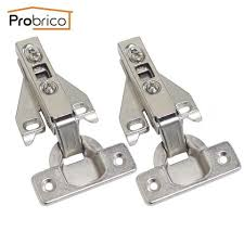 Kitchen Cabinet Hinges Soft Close Probrico Soft Close Concealed Kitchen Cabinet Hinges Chr073hb 110