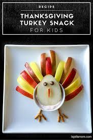 yogurt turkey snack for thanksgiving recipe kid thanksgiving