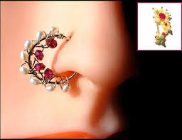 Buy Maharashtrian Traditional Nath Clip Nath Jewellery Nose Rings You Will Love