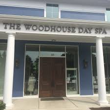 checking out the woodhouse day spa in victor new york flower