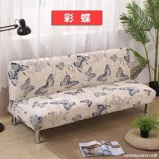 couverture canapé à la mode imprimé élastique housse de canapé pleine couverture sans