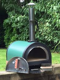 green machine nb outdoor pizza oven wood fired oven brick base