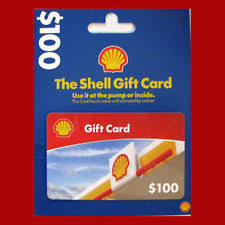 gasoline gift cards enter to win a 100 shell gift card