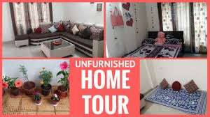 Middle Class Home Interior Design by My Sweet Indian Home Tour Unfurnished Middle Class Home Tour