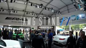 amg stand for mercedes mercedes amg stand tour