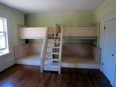 Woodworking Plans For L Shaped Bunk Beds by Quad L Bunk Bed Free Quad Bunk Bed Plans Woodworking Plans Ideas