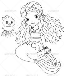Mermaid Page 0 Free Printable Coloring Pages H2o Coloring Pages