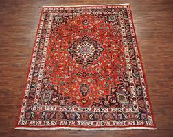vintage area rug etsy
