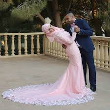 islamic wedding dresses aliexpress buy 2017 muslim wedding dresses pink lace