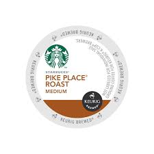 starbucks pike place k cups 24 count starbucks k cups coffee