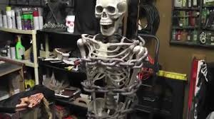 posable halloween skeleton halloween horrors