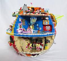 Lego Friends Death Star That U0027s No Play Date Technabob