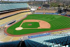 Dodger Stadium Parking Map Dodger Stadium Parking Now 5 Find Out Where U2014 And How Far You U0027ll