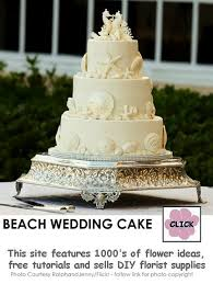 beachy wedding cakes wedding cake ideas