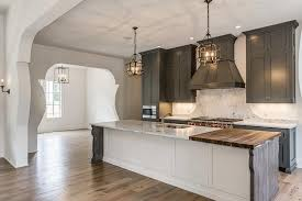 wood kitchen cabinets with white island gray kitchen cabinets with white island mediterranean