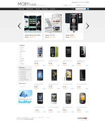 website design 32645 moby trade mobile custom website design moby