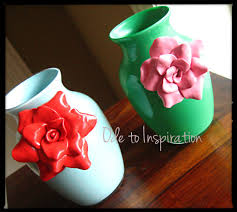 Clay Vase Painting Craftionary
