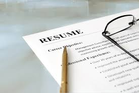 Stand out  resume advice from organization to objectives   The     The LinkUp Blog shutterstock
