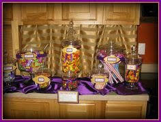 Chocolate Candy Buffet Ideas by Kids Birthday Party Candy Table Kids Party Ideas Pinterest