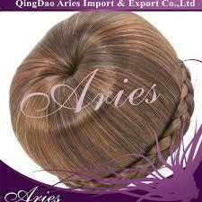 hair bun clip hair bun dome plait weave clip in hair extension buy hair bun