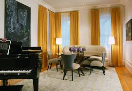 Living Room Colors Shades The Way To Brighten Up A Room With Yellow Curtains