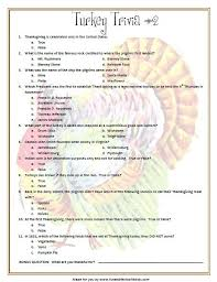 free printable thanksgiving trivia questions happy thanksgiving