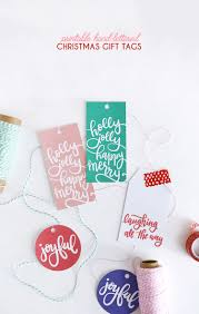 the ultimate guide free printable christmas gift tags the