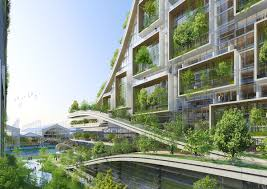 Vincent Callebaut Architectures Proposes New Mixed Use Eco