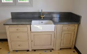 plan de travail en zinc pour cuisine plan de travail en zinc pour cuisine idées décoration intérieure