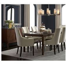 bernhardt auberge dining table bernhardt auberge dining table and arm chairs in weathered oak