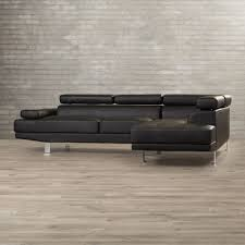 Straight Sectional Sofas 9 Best Sectional Sofas U0026 Couches 2017 Stylish Linen And Leather