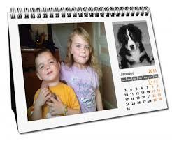 calendrier photo bureau calendrier personnalisé de bureau les mois deviennent uniques