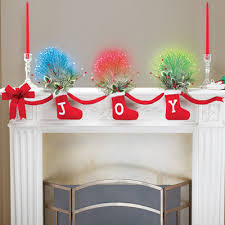 fiber optic garland from collections etc