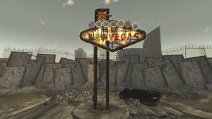 Fallout New Vegas Chances Map by Welcome To Fabulous New Vegas Sign The Vault Fallout Wiki