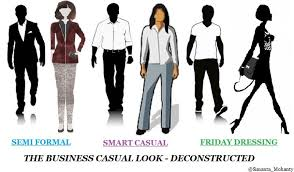 why the business casual dress makes such smart sense now simanta