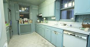 new homeowners dilemma repair repaint or replace dated cabinets