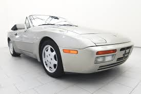 porsche 944 porsche 944 s2 cabrio classicbid