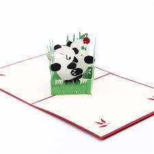 panda christmas cards christmas lights decoration