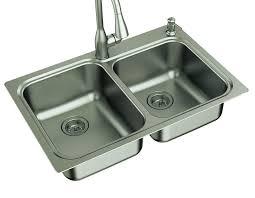 Double Sinks Kitchen by Sinks Inspiring Undermount Kitchen Sinks Lowes Pedestal Sinks For