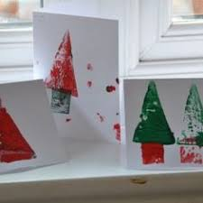 christmas crafts for preschoolers cards create christmas cards