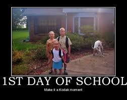 First Day Of School Funny Memes - all the back to school memes you can handle