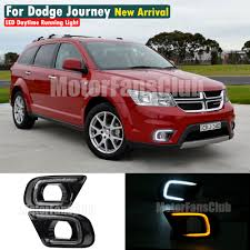 Dodge Journey 2015 - drl for dodge journey fiat freemont led daytime light fog lamp w