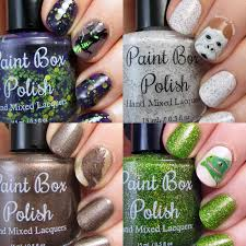 paint box polish dragons are a u0027s best friend collection